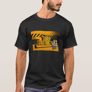 Ανδρική under construction T-Shirt