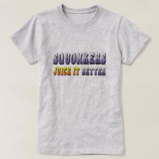 Ω VAPEShirt | Squonkers Juice it Better  VapeGoat™ T-Shirt