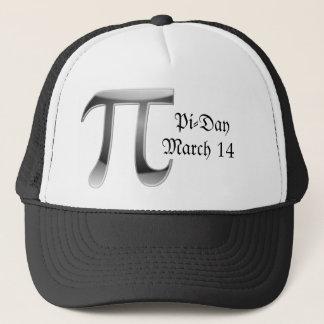 π-Day, March 14-  Hat