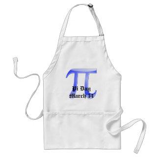 π (Not Pie) Day, March 14 Apron