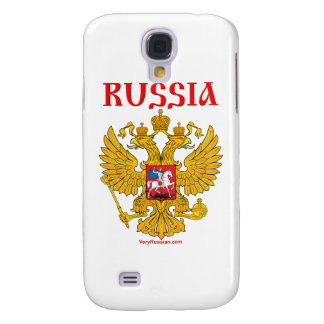 Герб России RUSSIA Coat of Arms Galaxy S4 Case