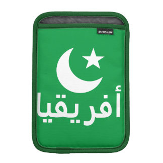 أفريقيا Africa in Arabic iPad Mini Sleeve