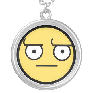 ಠ_ಠ Look of Disapproval Necklaces