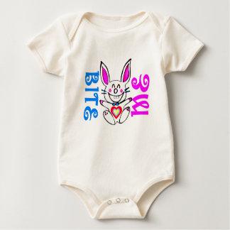 ♠»¦๑Çütê Naughty Bunny Organic Infant Creeper๑¦«♠ Baby Creeper