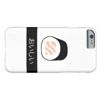 おいしい oishii sushi barely there iPhone 6 case