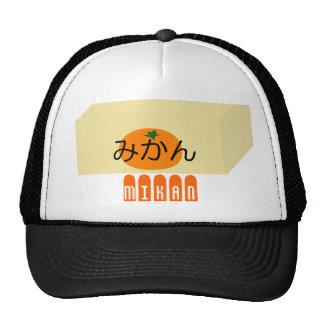みかんばこロゴ MESH HAT