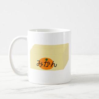 みかんばこロゴ COFFEE MUGS