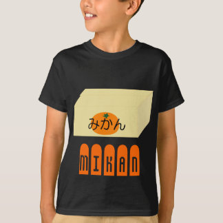 みかんばこロゴ T-Shirt