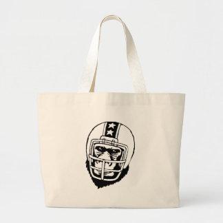 アメリカンフットボール CANVAS BAGS