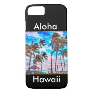 アロハハワイ iPhone 8/7 CASE