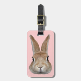 ウサギ 荷物名前タグ