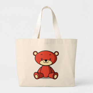 テディベア(赤) BAGS
