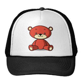 テディベア(赤) TRUCKER HAT