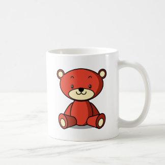 テディベア(赤) COFFEE MUGS