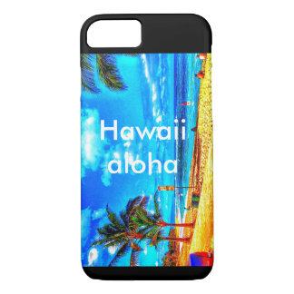 ハワイアロハ iPhone 8/7 CASE