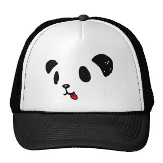 ペロリなパンダ TRUCKER HATS