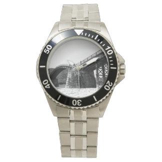 モノクロ写真腕時計メンズvol002 wristwatch