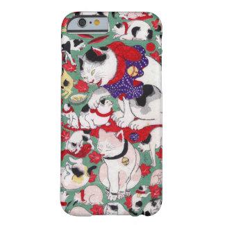 作者不詳 Cats, Author unknown Barely There iPhone 6 Case