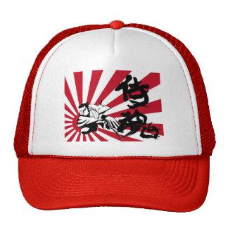 侍魂 (samurai soul) hat