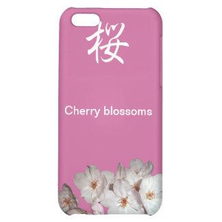 募金用 Cherry blossoms 桜 Cover For iPhone 5C