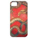 北斎の龍, 北斎 Hokusai Dragon, Hokusai, Japan Art Case For The iPhone 5