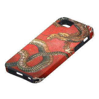 北斎 Dragon Hokusai Fine Art Case For The iPhone 5