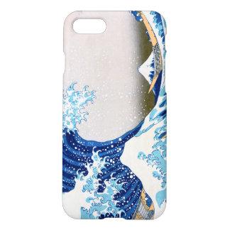 北斎 Great Wave Off Kanagawa Hokusai Fine Art iPhone 7 Case