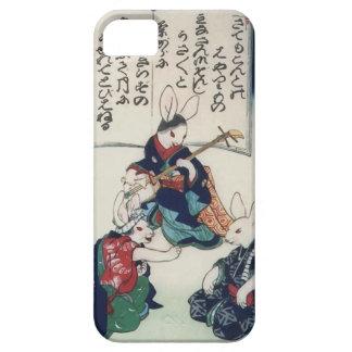 國芳 Ken Rabbit Epidemic Kuniyoshi Fine Art iPhone 5 Cases
