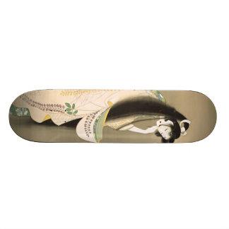 女の幽霊, 上村松園 Lady Ghost, Uemura Shōen, Japan Art Skateboard Decks