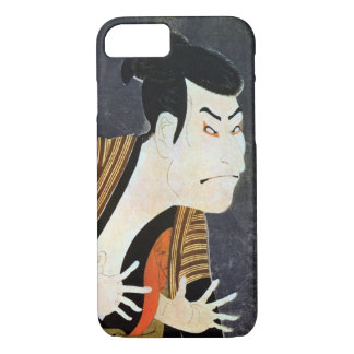 奴江戸兵衛, 写楽 Edo Kabuki Actor, Sharaku, Ukiyo-e iPhone 7 Case
