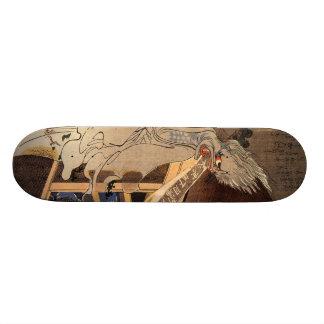 妖怪, 国芳 Japanese Zombie, Kuniyoshi, Ukiyo-e Skateboard Decks