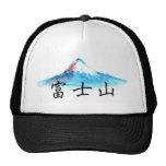 富士山 メッシュ帽子