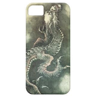 昇龍, 北斎 Mount Fuji and Dragon, Hokusai, Ukiyo-e iPhone 5 Covers