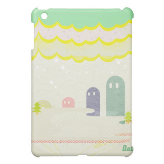 星の国の不思議な生き物Delta01typeD かわいいiPadケース Case For The iPad Mini