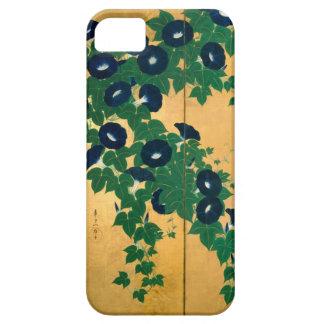 朝顔(部分), 其一 Morning glory(detail), Kiitsu iPhone 5 Covers