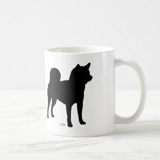 柴 dog magnetic cup shiba mug