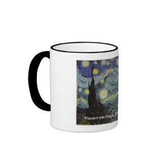 梵 高,  Vincent van Gogh Ringer Mug
