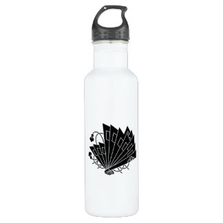 檜 fan butterfly 710 ml water bottle