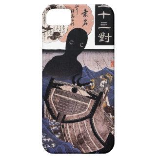 海坊主, 国芳 Japanese Sea Monster, Kuniyoshi, Ukiyo-e Case For The iPhone 5