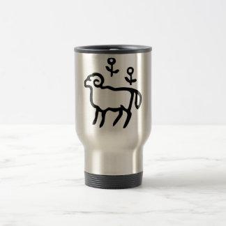 牡羊座, Aries, Constellation(Zodiac) Travel Mug