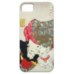 猫が好き, 芳年 I Love Cats, Yoshitoshi, Ukiyo-e iPhone 5 Covers
