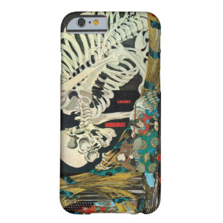 相馬の古内裏,国芳 Skeleton manipulated by Witch, Kuniyoshi Barely There iPhone 6 Case