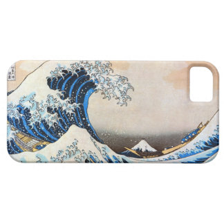 神奈川沖浪裏, 北斎 Great Wave, Hokusai, Ukiyo-e Barely There iPhone 5 Case
