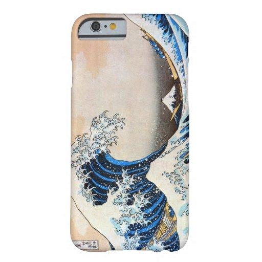 神奈川沖浪裏, 北斎 Great Wave, Hokusai, Ukiyo-e iPhone 6 Case