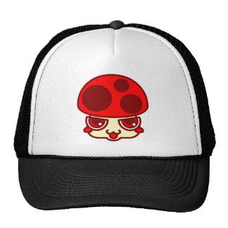 私はきのこ MESH HAT
