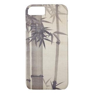 竹, 其一 Bamboo, Kiitsu, Japan Art iPhone 7 Case