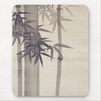 竹, 其一 Bamboo, Kiitsu, Japan Art Mouse Mat