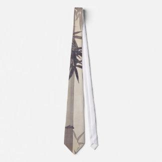 竹, 其一 Bamboo, Kiitsu, Japan Art Tie