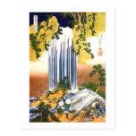 葛飾北斎 Yoro Falls Katsushika Hokusai