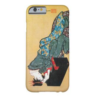 酔った女, 北斎 Drunk Woman, Hokusai, Ukiyo-e Barely There iPhone 6 Case
